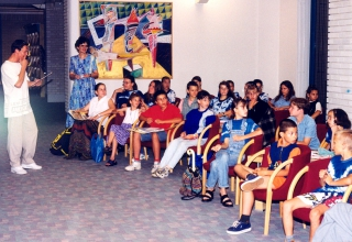 Kincskereső tábor 1999