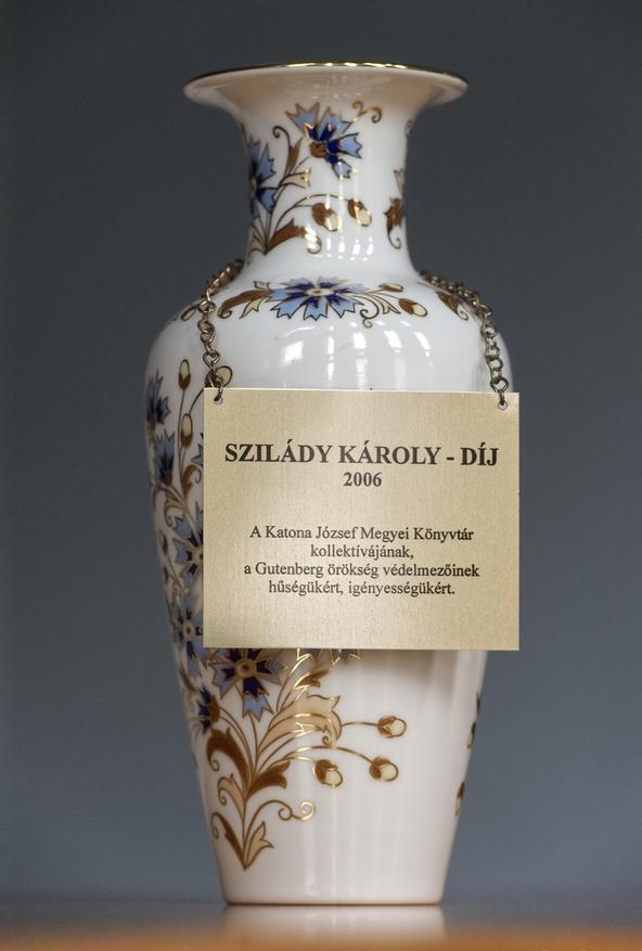 Szilády Károly-díj