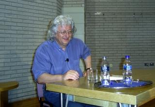 Esterházy Péter 2008