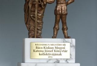 Bács-Kiskun Megyéért díj