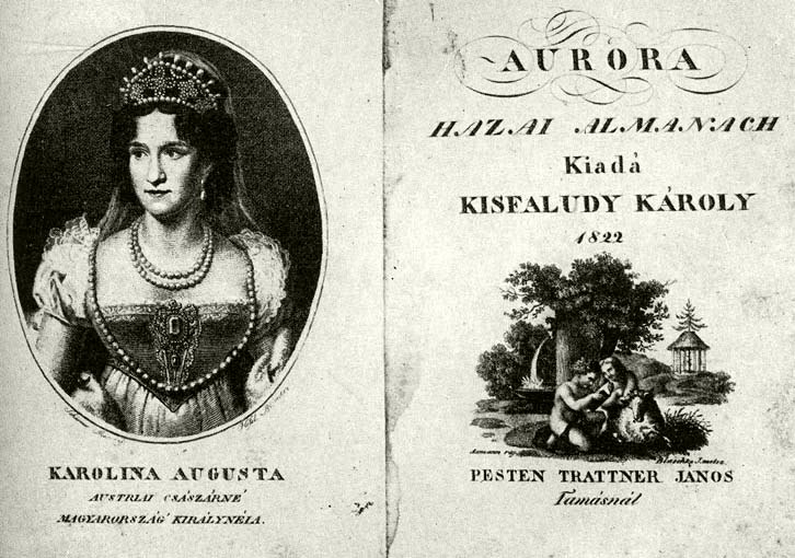 Aurora első évfolyama 1822