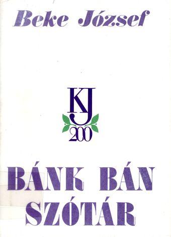 Beke József 1991