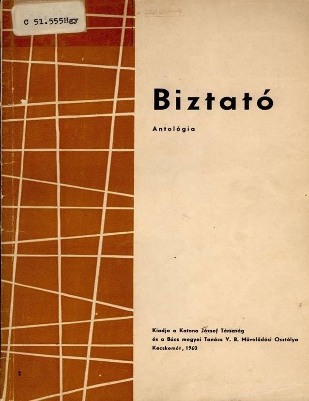 Biztató antológia 1960