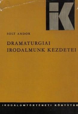 Solt Andor 1970