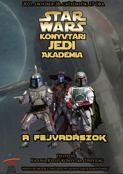 Könyvtári Jedi Akadémia
